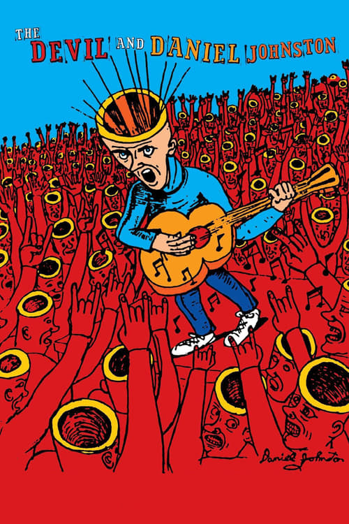 """Poster for the movie """"The Devil and Daniel Johnston"""""""