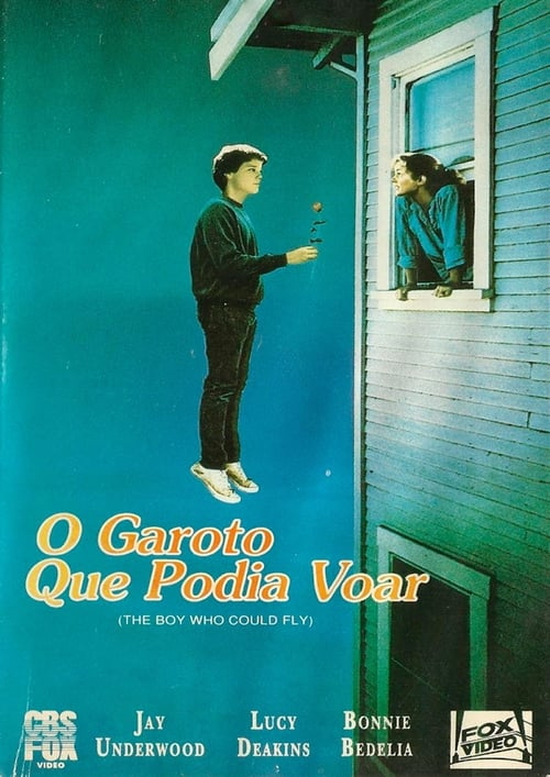 "Poster for the movie ""O Garoto Que Podia Voar"""