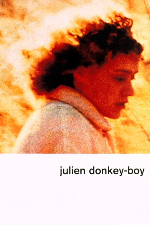 "Poster for the movie ""Julien Donkey-Boy"""