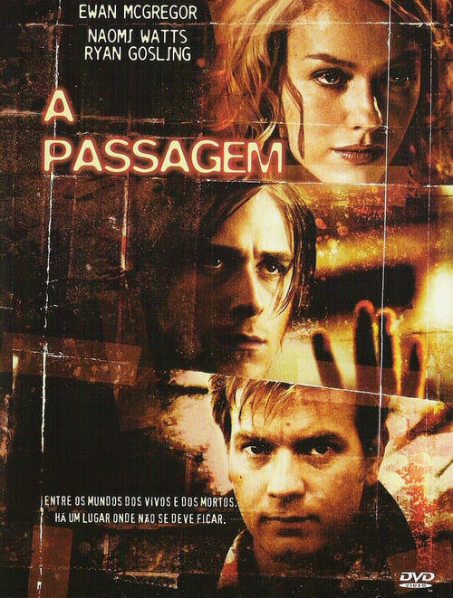 "Poster for the movie ""A Passagem"""