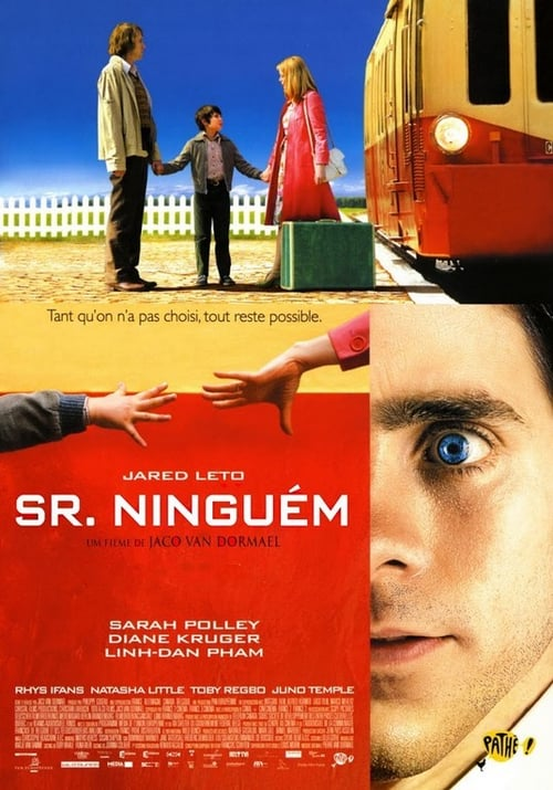 "Poster for the movie ""Sr. Ninguém"""