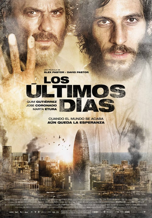 "Poster for the movie ""Os Últimos Dias"""