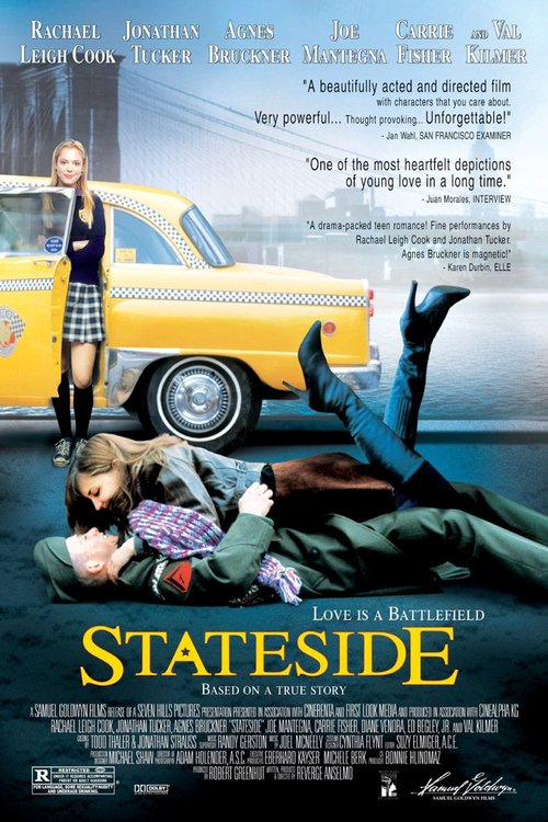 "Poster for the movie ""Stateside"""