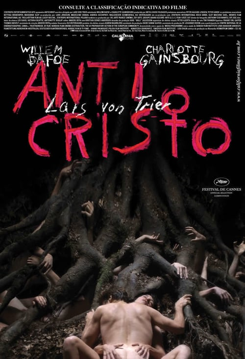 "Poster for the movie ""Anticristo"""