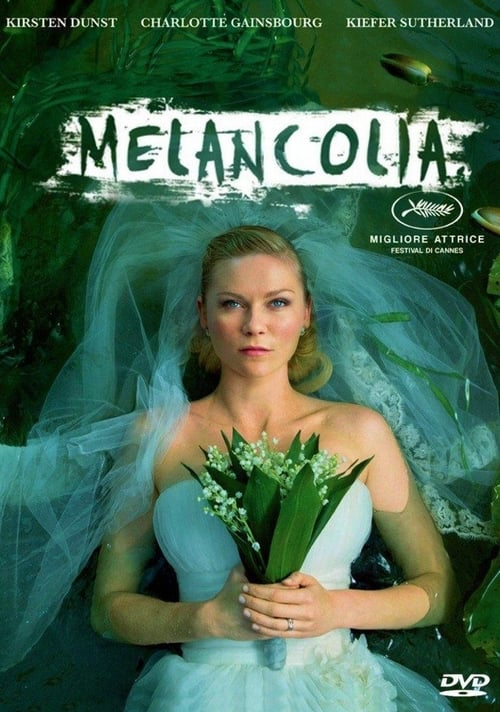 "Poster for the movie ""Melancolia"""