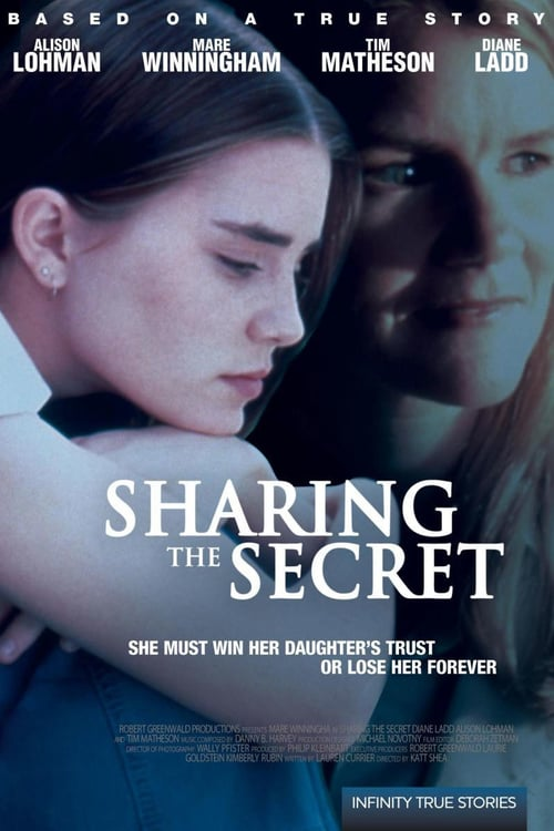 "Poster for the movie ""Sharing the Secret"""