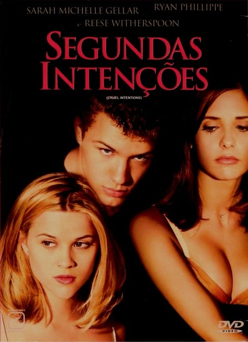 "Poster for the movie ""Segundas Intenções"""
