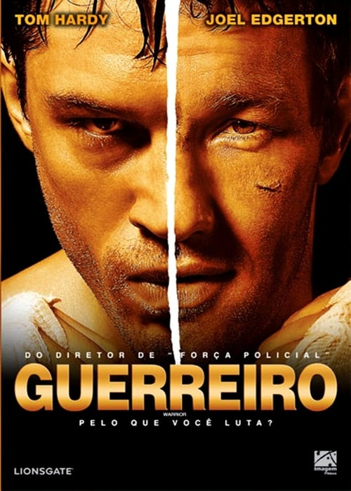 "Poster for the movie ""Guerreiro"""
