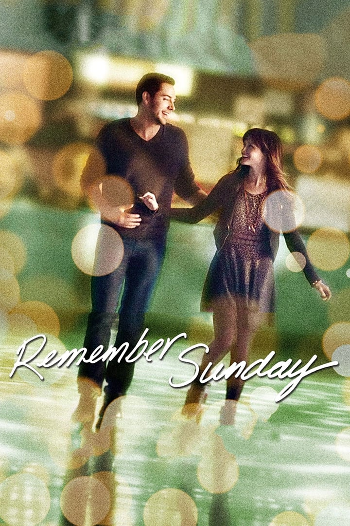 "Poster for the movie ""Remember Sunday"""