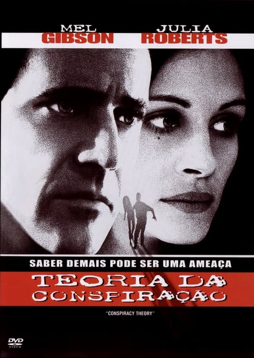 "Poster for the movie ""Teoria da Conspiração"""