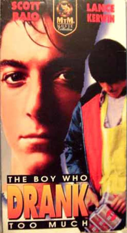 "Poster for the movie ""The Boy Who Drank Too Much"""