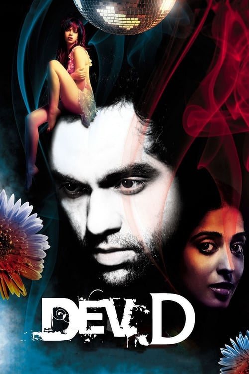 "Poster for the movie ""Dev.D"""