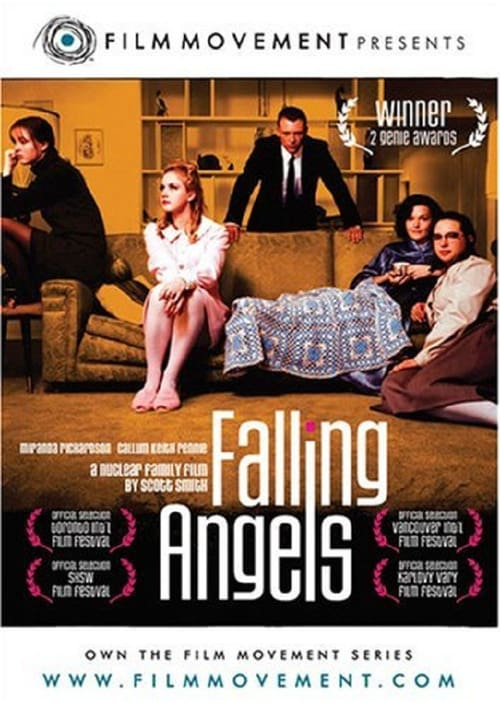 "Poster for the movie ""Falling Angels"""