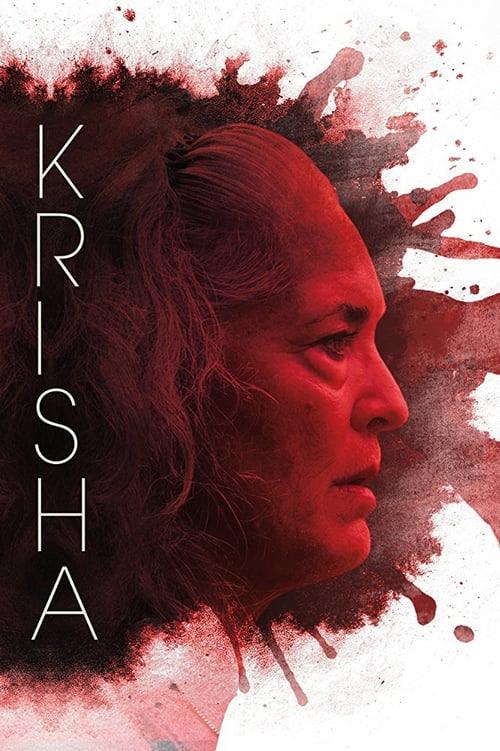 "Poster for the movie ""Krisha"""