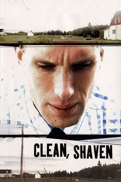 "Poster for the movie ""Clean, Shaven"""