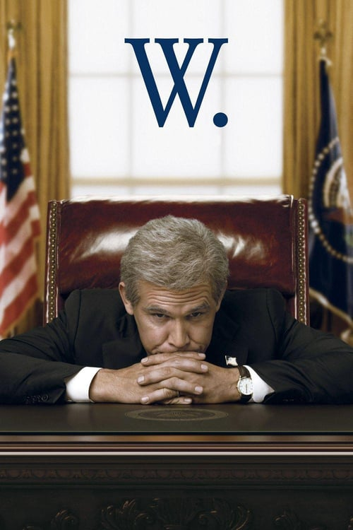 "Poster for the movie ""W."""