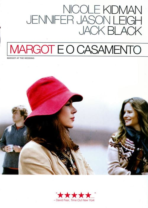 "Poster for the movie ""Margot e o Casamento"""