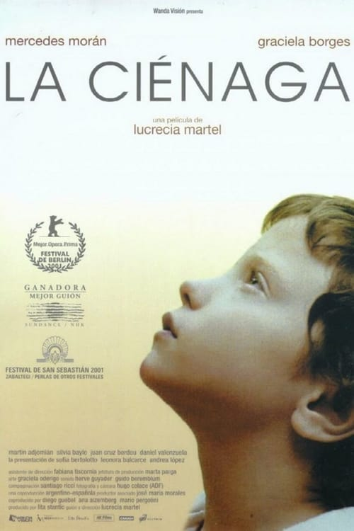 "Poster for the movie ""O Pântano"""