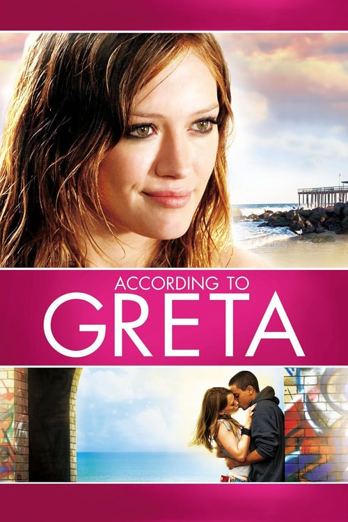 "Poster for the movie ""Greta"""
