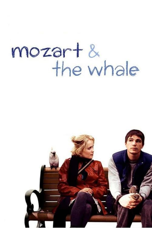 "Poster for the movie ""Mozart and the Whale"""