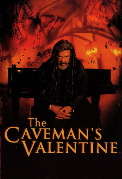 "Poster for the movie ""The Caveman's Valentine"""