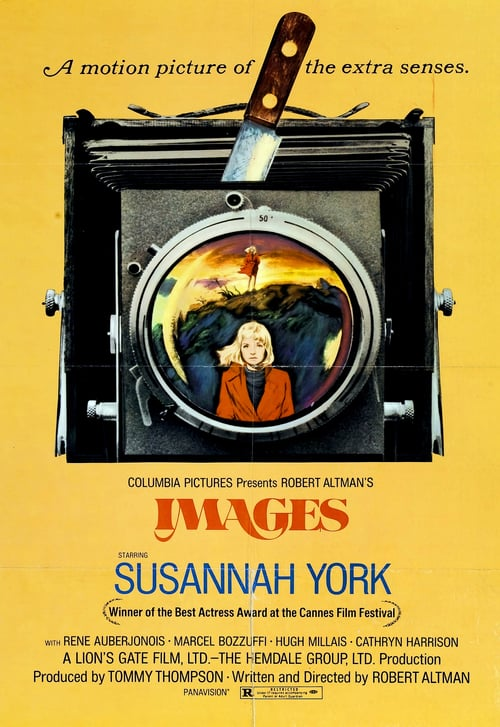 "Poster for the movie ""Images"""