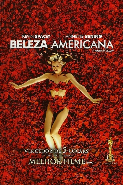 "Poster for the movie ""Beleza Americana"""
