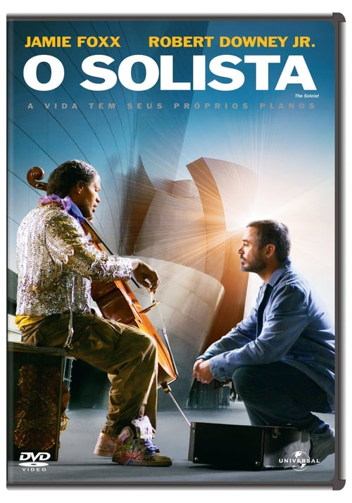 "Poster for the movie ""O Solista"""