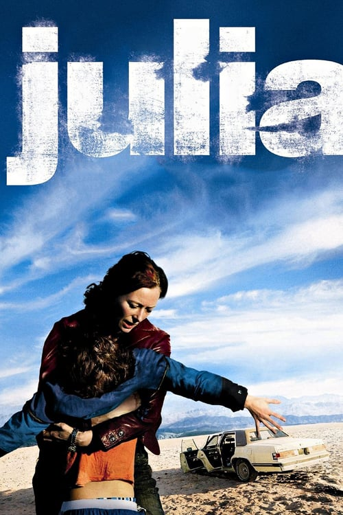 "Poster for the movie ""Júlia"""