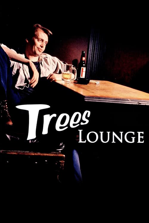"Poster for the movie ""Trees Lounge"""