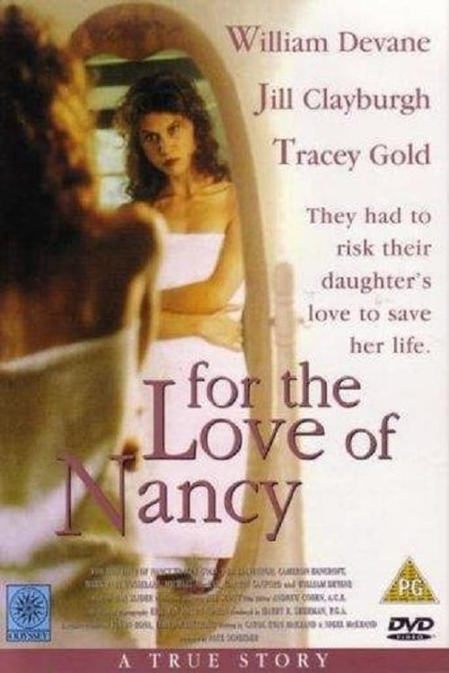 "Poster for the movie ""For the Love of Nancy"""