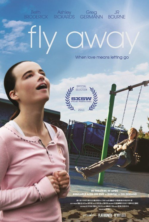 "Poster for the movie ""Fly Away"""